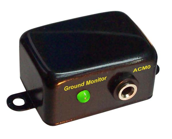 Constant Esd Ground Monitoring At The Esd Workstation Is