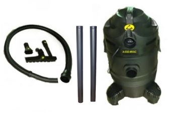 ESD Vacuum Cleaners