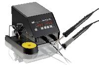 RX-822AS - Temperature-controlled, lead-free, dual-port soldering station