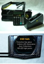 ESD Safe Office Supplies and True ESD Protected Lamp Magnifiers