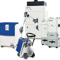 ULT Fume Extraction Systems - The Best Choice for Fume Extraction and Purification