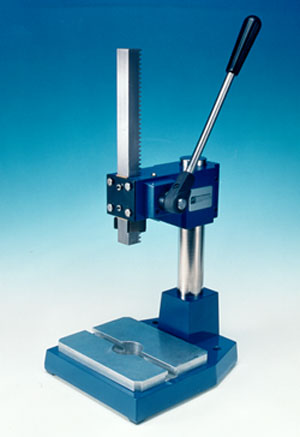Six Slot Picture Frame Quick T Slot Clamping Of Drill