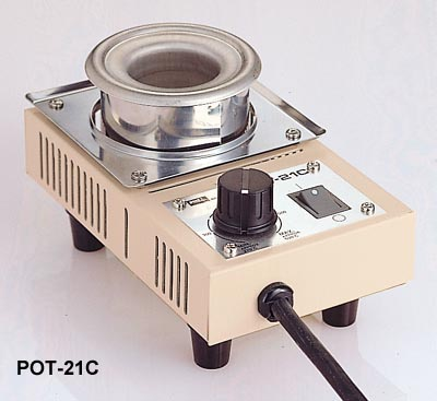 Solder pots for Solde pot exterieur