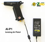 Ionizing Gun. Most popular for many applications. Assembled in the USA.