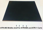 Middle shelf for ATR/306 and ATR-1 Cards
