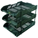 ESD Document Tray for use in ESD protected areas and offices