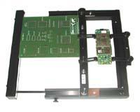 "XU-1S or XU-1 Retractable Board Holder (Maximum board size 12"" (305mm) x open end"