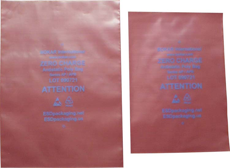 Static Dissipative Poly Bags