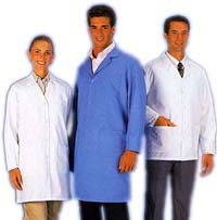 PROTECTIVE MICROSTAT LAB COATS