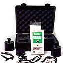 STANDARD RESISTIVITY TEST KIT (includes NIST Certificate)