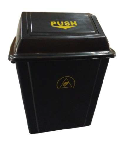 Antistatic Wastebin