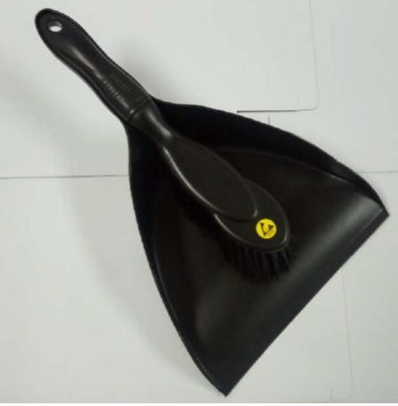 Antistatic Brush and Dustpan